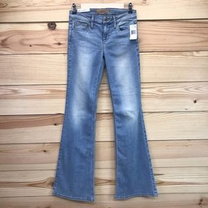 Joes Jeans 27 Vixen Bootcut Sassy Flawless Cheri